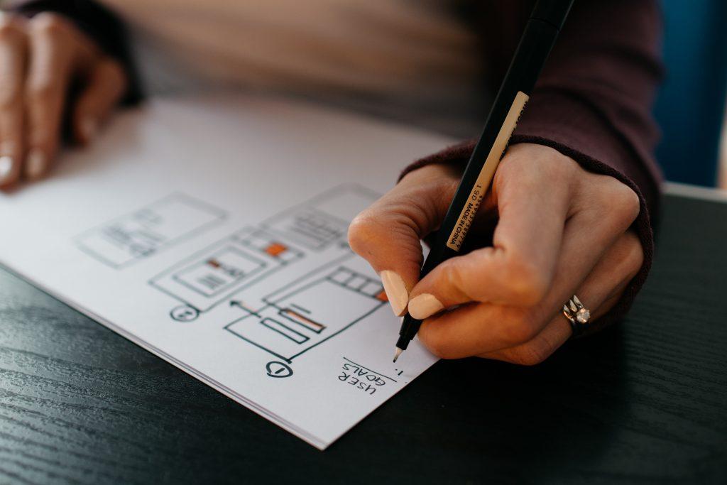 Designing ux stock