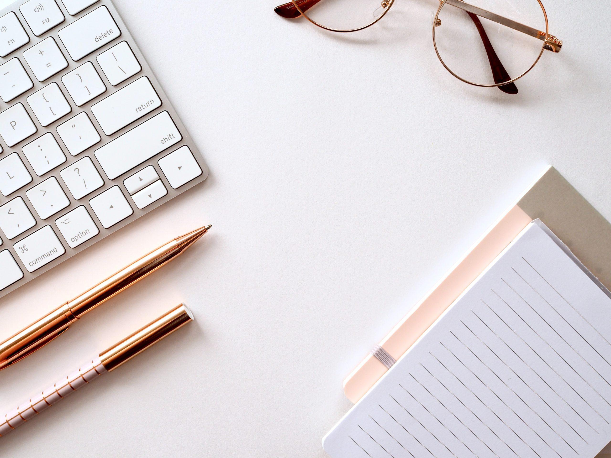 Writing materials stock